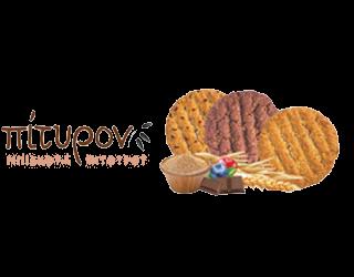 Πίτυρον, μπισκότα πίτουρου