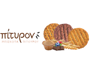 Pityron, bran cookies