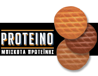 PROTEINO - Protein Cookies