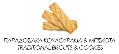 TRADITIONAL BISCUITS & COOKIES